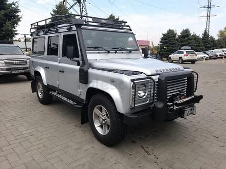 Land Rover Defender 2014 года за 22 800 000 тг. в Алматы – фото 3