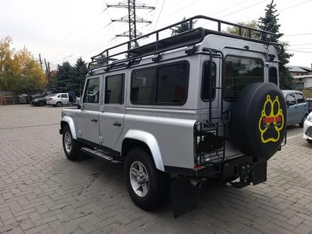 Land Rover Defender 2014 года за 22 800 000 тг. в Алматы – фото 7