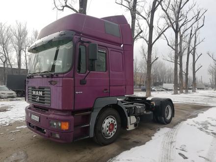 MAN  КОМАНДОР 2000 года за 8 900 000 тг. в Алматы – фото 11