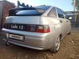 ВАЗ (Lada) 2112 (хэтчбек) 2001 года за 650 000 тг. в Тараз – фото 2
