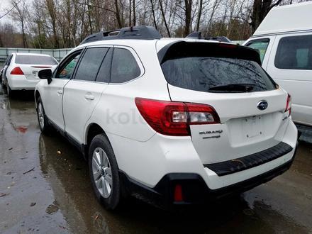 Subaru Outback 2018 года за 9 300 000 тг. в Алматы – фото 2