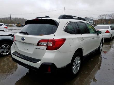 Subaru Outback 2018 года за 9 300 000 тг. в Алматы – фото 4