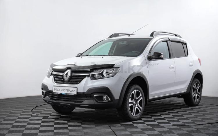 Renault Sandero Stepway Drive City 2021 года за 8 128 000 тг. в Экибастуз