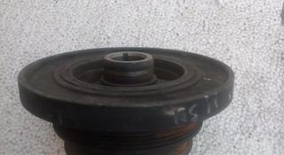 Шкиф коленвала подушка двигателя стартер бачок ГУР натяжитель крышка за 5 000 тг. в Алматы