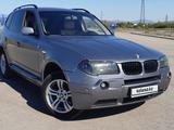BMW X3 2006 года за 5 100 000 тг. в Усть-Каменогорск – фото 2