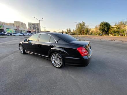 Mercedes-Benz S 350 2011 года за 8 300 000 тг. в Нур-Султан (Астана) – фото 5