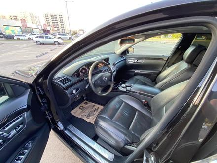 Mercedes-Benz S 350 2011 года за 8 300 000 тг. в Нур-Султан (Астана) – фото 9