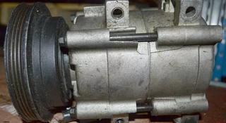 Компрессор кондиционера Hyundai для двигателя g4cp за 25 000 тг. в Нур-Султан (Астана)