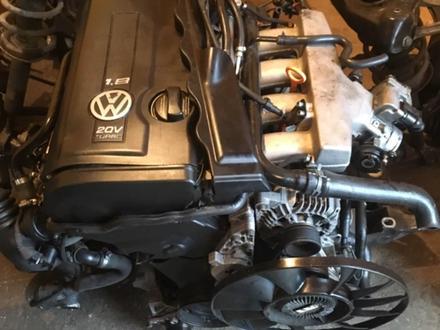 Пассат б5 1.8 турбо AEB Двигатель за 200 000 тг. в Нур-Султан (Астана)