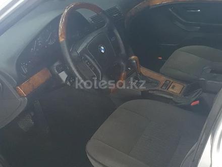 BMW 528 1998 года за 3 400 000 тг. в Атырау – фото 14
