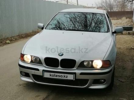 BMW 528 1998 года за 3 400 000 тг. в Атырау – фото 15