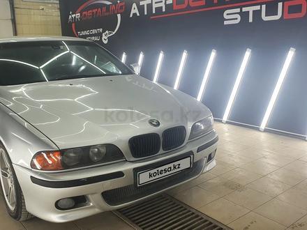 BMW 528 1998 года за 3 400 000 тг. в Атырау – фото 6