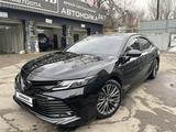 Toyota Camry 2018 года за 12 000 000 тг. в Алматы