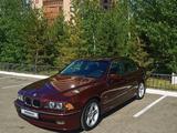 BMW 528 1997 года за 3 500 000 тг. в Нур-Султан (Астана) – фото 4