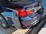 BMW 740 2012 года за 12 500 000 тг. в Актау – фото 2