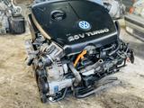 Контрактный двигатель Volkswagen Bora 1.8 turbo AGU, AUM, AWU Из… за 220 000 тг. в Нур-Султан (Астана) – фото 5