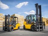 Hyundai Forklift LTD. в Алматы