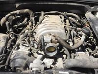 Двигатель 2uz lexus за 1 400 тг. в Усть-Каменогорск