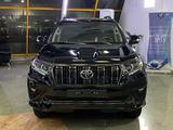 Toyota Land Cruiser Prado Black Onyx 2021 года за 39 500 000 тг. в Алматы – фото 2