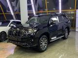 Toyota Land Cruiser Prado Black Onyx 2021 года за 39 500 000 тг. в Алматы – фото 3