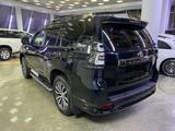 Toyota Land Cruiser Prado Black Onyx 2021 года за 39 500 000 тг. в Алматы – фото 4