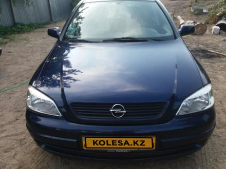 Opel Astra 2001 года за 2 250 000 тг. в Актобе