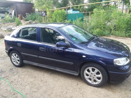 Opel Astra 2001 года за 2 250 000 тг. в Актобе – фото 2