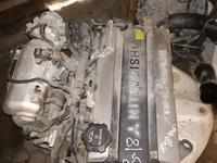 Двигатель Митсубиси Аутлендер 2, 0 4g63 ДОНС за 111 тг. в Алматы