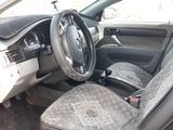 Chevrolet Lacetti 2007 года за 1 900 000 тг. в Костанай – фото 4