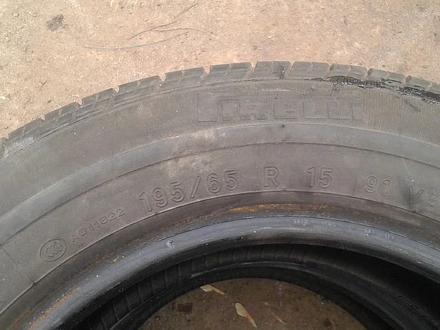 "Шины 195/65 R15 — ""Pirelli P6000"" (Германия), летние за 28 000 тг. в Нур-Султан (Астана) – фото 5"