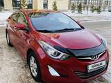 Hyundai Elantra 2014 года за 5 800 000 тг. в Нур-Султан (Астана) – фото 2