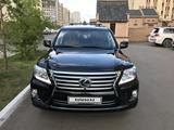 Lexus LX 570 2013 года за 23 900 000 тг. в Алматы – фото 2