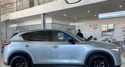 Mazda CX-5 2021 года за 15 490 000 тг. в Актобе – фото 4