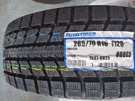 265/70r16 Японские шины TOYO Observe gsi5 2020год. за 44 400 тг. в Алматы – фото 2