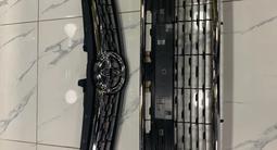 Решетка радиатора и Решетка в бампер Exclusive Camry 55 за 808 тг. в Алматы – фото 4