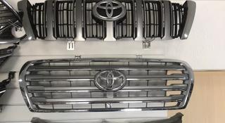 Решетка радиатора toyota land cruiser 200 за 35 000 тг. в Костанай