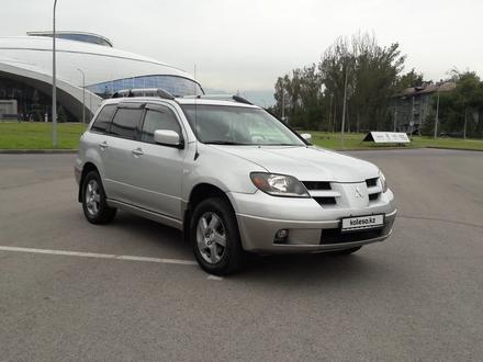 Mitsubishi Outlander 2003 года за 4 500 000 тг. в Алматы