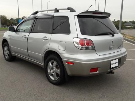 Mitsubishi Outlander 2003 года за 4 500 000 тг. в Алматы – фото 39