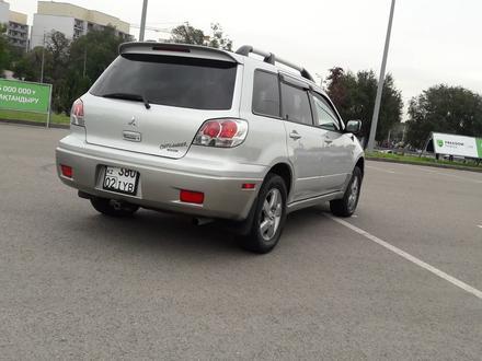 Mitsubishi Outlander 2003 года за 4 500 000 тг. в Алматы – фото 40