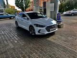 Hyundai Elantra 2016 года за 6 800 000 тг. в Шымкент