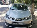 Toyota Corolla 2018 года за 7 800 000 тг. в Алматы