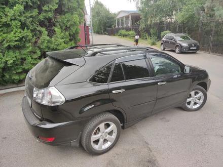 Lexus RX 350 2007 года за 6 800 000 тг. в Алматы – фото 10