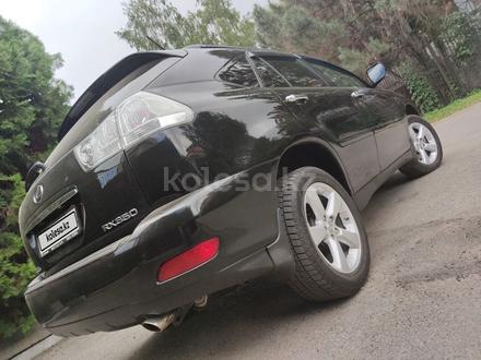 Lexus RX 350 2007 года за 6 800 000 тг. в Алматы – фото 11