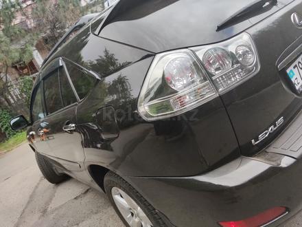 Lexus RX 350 2007 года за 6 800 000 тг. в Алматы – фото 12