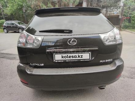 Lexus RX 350 2007 года за 6 800 000 тг. в Алматы – фото 13