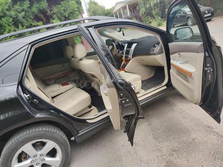 Lexus RX 350 2007 года за 6 800 000 тг. в Алматы – фото 15