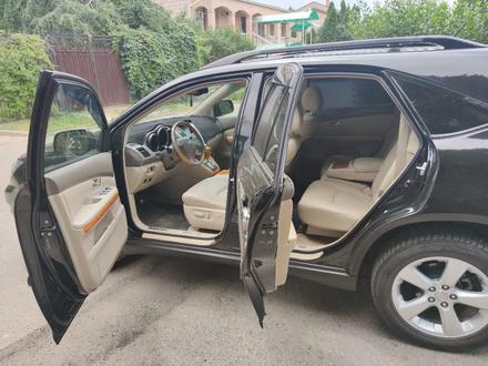 Lexus RX 350 2007 года за 6 800 000 тг. в Алматы – фото 16