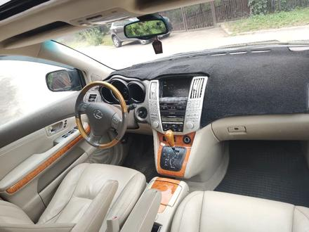 Lexus RX 350 2007 года за 6 800 000 тг. в Алматы – фото 17
