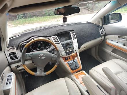 Lexus RX 350 2007 года за 6 800 000 тг. в Алматы – фото 18