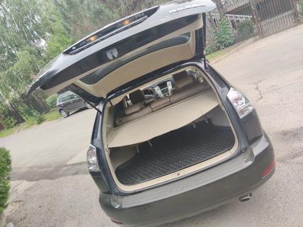 Lexus RX 350 2007 года за 6 800 000 тг. в Алматы – фото 22